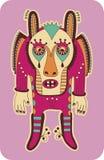 Personaggio del mostro di fantasia Immagini Stock