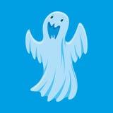 Personaje de dibujos animados del fantasma Foto de archivo libre de regalías