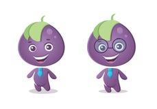 Personaje de dibujos animados divertido Imagenes de archivo