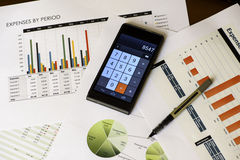Personal Accounting and Finance Stock Photography