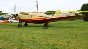 Personal Airplane Stock Photo