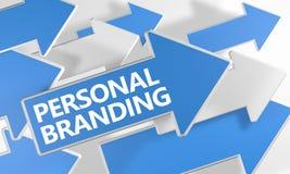 Personal Branding Stock Photo