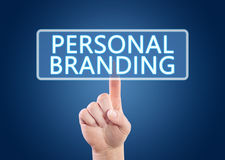 Personal Branding Stock Images