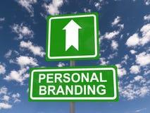 Personal branding Royalty Free Stock Photos