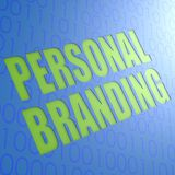 Personal branding. Image with hi-res rendered artwork that could be used for any graphic design Royalty Free Stock Photography