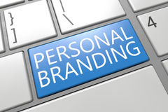 Personal Branding Royalty Free Stock Photography