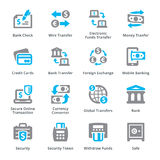 Personal & Business Finance Icons Set 3 - Sympa Series Royalty Free Stock Photography