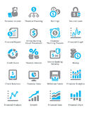 Personal & Business Finance Icons Set 5 - Sympa Series Royalty Free Stock Photos