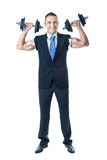 Personal Business trainer Stock Photo