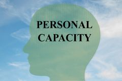 Personal Capacity concept Stock Photo
