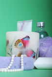 Personal care Royalty Free Stock Image