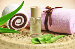 Personal care Royalty Free Stock Photo