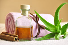 Personal care Royalty Free Stock Photos