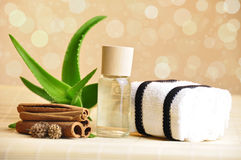 Personal care Stock Photo