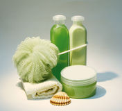 Personal Care Products Royalty Free Stock Images