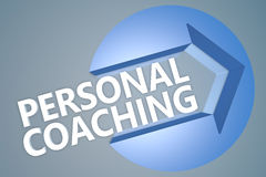 Personal Coaching Stock Photography