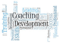 Personal Coaching Stock Photos