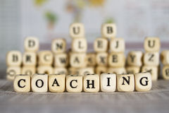 Personal coaching Stock Images