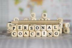 Personal coaching Royalty Free Stock Photo