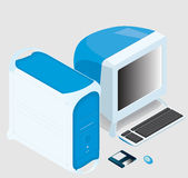Personal computer Royalty Free Stock Photo