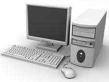 Personal-Computer Lizenzfreie Stockbilder