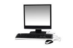 Personal-Computer getrennt Lizenzfreies Stockbild