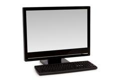 Personal-Computer getrennt Lizenzfreies Stockfoto