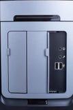 Personal-Computer getrennt auf dem weißen Hintergrund Lizenzfreie Stockbilder