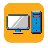 Personal Computer Royalty Free Stock Image