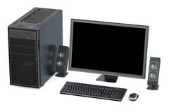 Personal computer Stock Photography