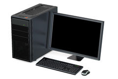 Personal computer Stock Photo