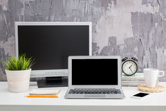 Personal computer Stock Image