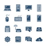 Personal computing devices Royalty Free Stock Photos