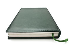 Personal datebook. On a white background Stock Image