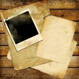 Personal de la vendimia Fotografía de archivo libre de regalías