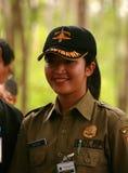 Personal de presidente Jokowi Foto de archivo libre de regalías
