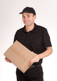 Personal delivery Stock Image