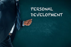 Personal development Royalty Free Stock Photos