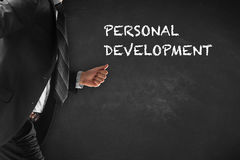 Personal development. Personal and career growth, progress and potential concepts Stock Images