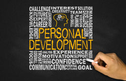 Personal development concept Royalty Free Stock Photography