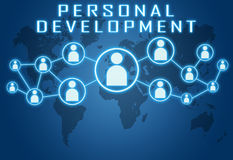 Personal Development Stock Photo