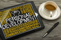 Personal development concept Royalty Free Stock Photo