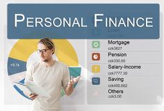 Personal Finance Information Balance Privacy Concept Royalty Free Stock Image