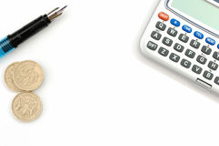 Personal finances Stock Photo
