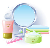 Personal Hygiene Royalty Free Stock Images