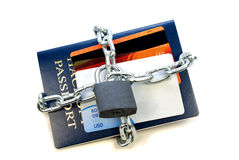 Personal information protection Stock Photo