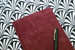 Personal Journal Stock Photos