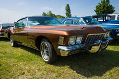 Personal luxury car Buick Riviera Royalty Free Stock Photo