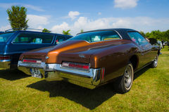 Personal luxury car Buick Riviera Royalty Free Stock Image