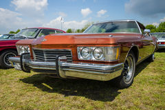 Personal luxury car Buick Riviera Royalty Free Stock Photography